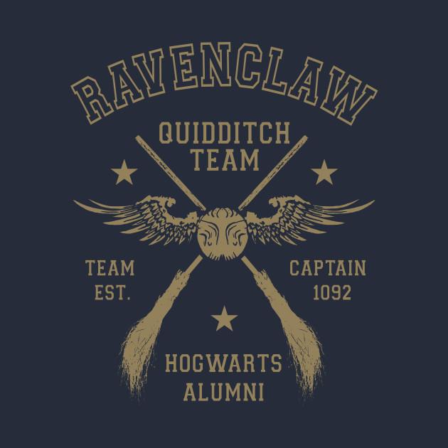 Ravenclaw Quidditch Team Captain