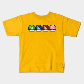 7651cdd3 Geek Kids T-Shirts | TeePublic