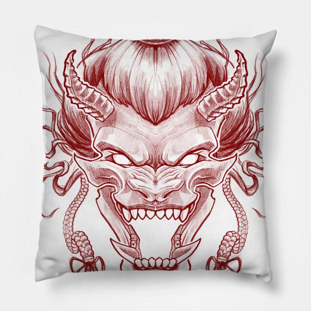 Red Demon Head
