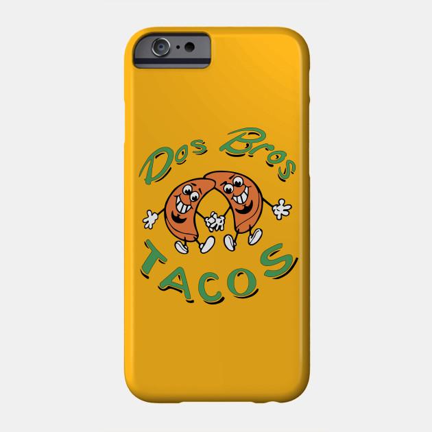 a83879c9 DOS BROS TACOS - Tacos - Phone Case | TeePublic
