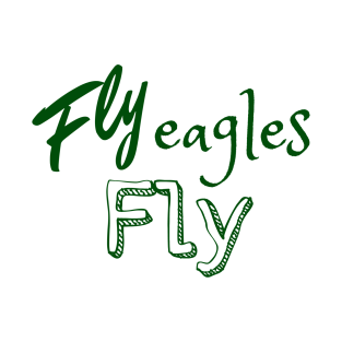 Fly Eagles Fly T-Shirts  41f3fe9c9