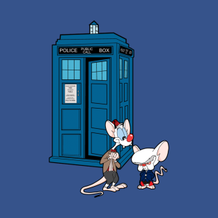 Gee Doctor What Are We Going To Do Tonight? t-shirts