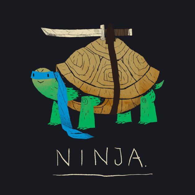 ninja - blue