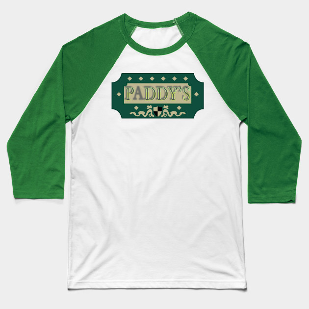 Paddy's Pub Parody Sign Shirt