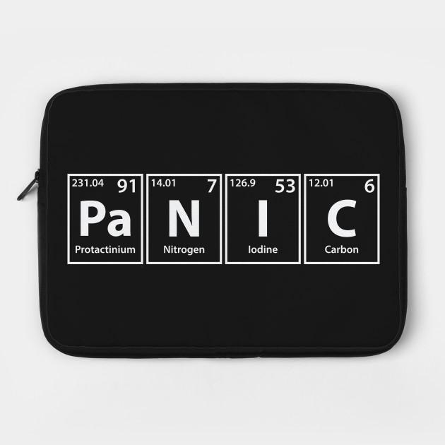 Panic Elements Spelling