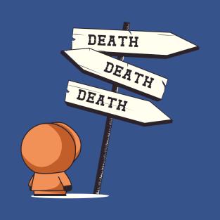 Deathtiny t-shirts