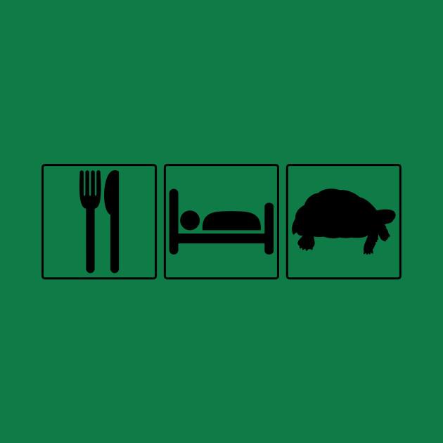 Eat - Sleep - Tortoises