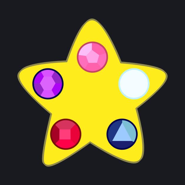 Steven Universe - Gem Door
