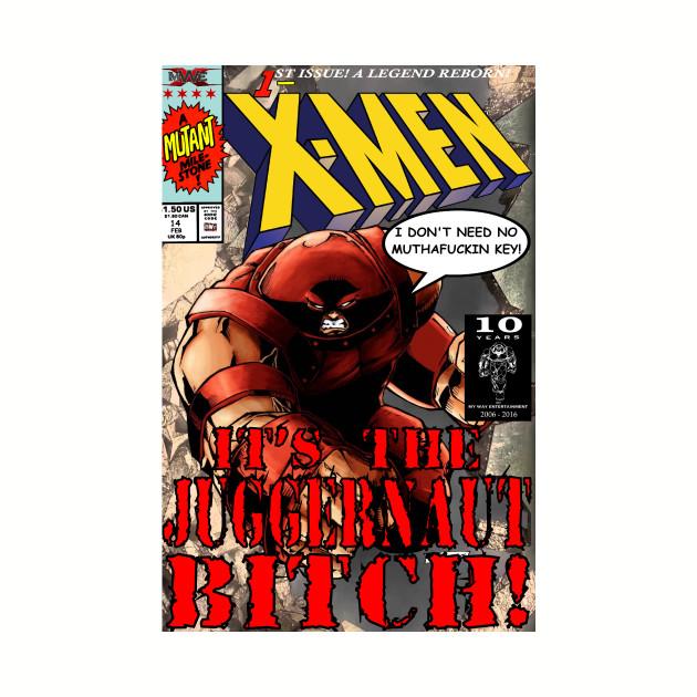 [mWe] X-Men: Juggernaut Bitch Variant