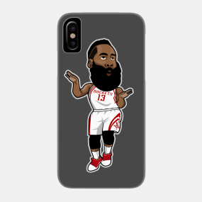 size 40 6022c f17dc James Harden Phone Cases - iPhone and Android | TeePublic