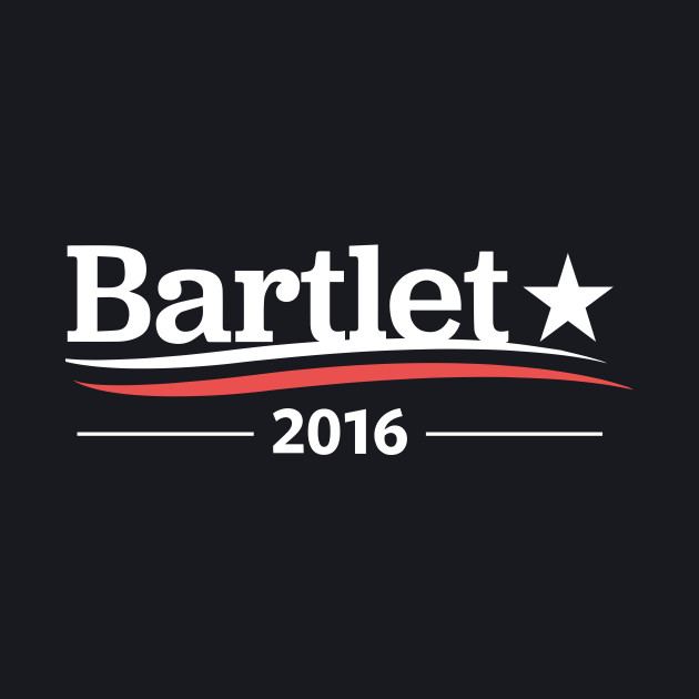 WEST WING President BARTLET 2016 Pres. White House