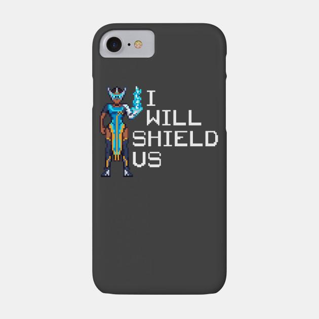 I Will Shield Us