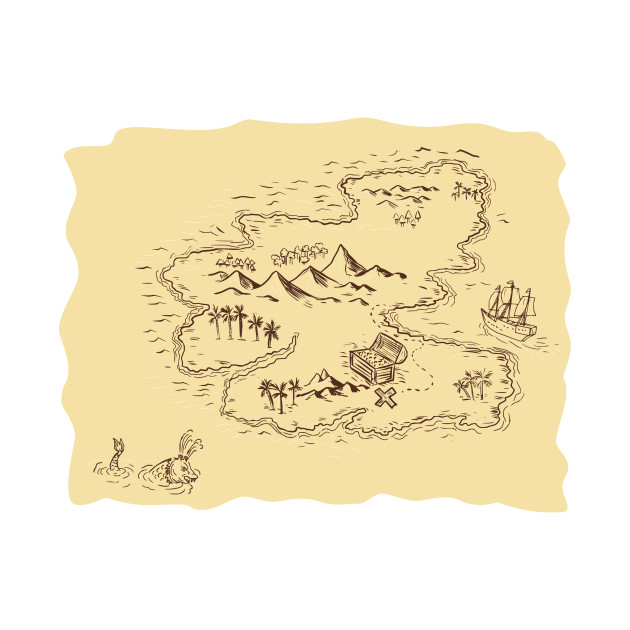 Pirate Treasure Map Sailing Ship Drawing on cruise map, old boston map, blood map, love map, ancient egyptian map, travel map, address map, monster map, money map, forest map, rail map, ocean map, army map, bad map, eso craglorn map, alien map, success map,