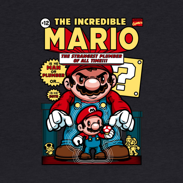 the incredible plumber