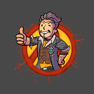 Borderlands Boy t-shirts