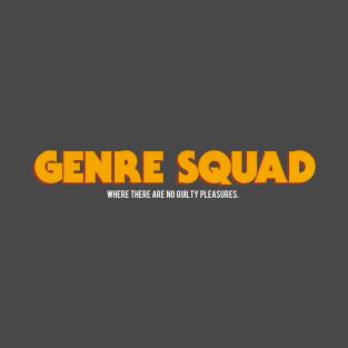 Genre Squad Logo t-shirts