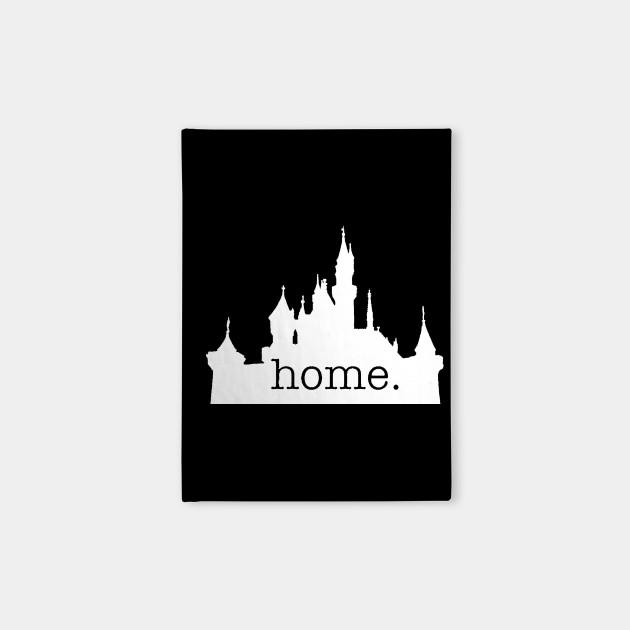 Disneyland is my home