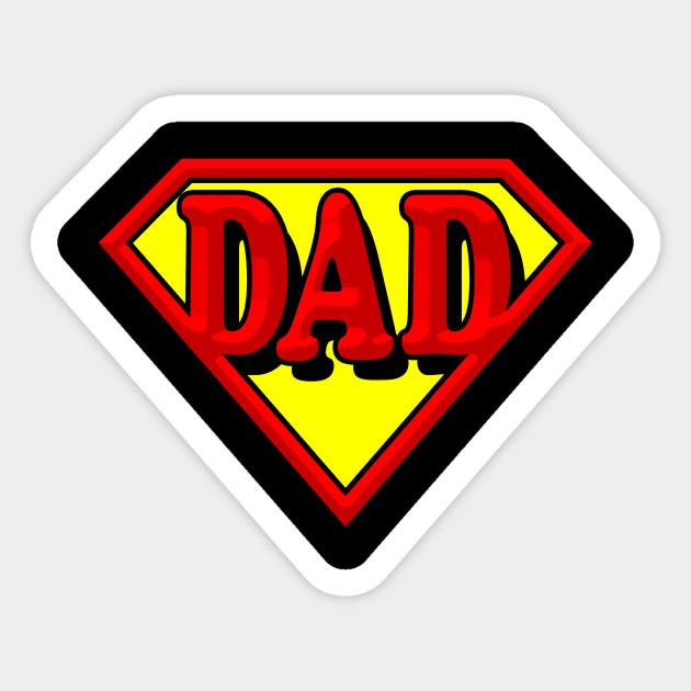 Super dad by halamadrid | Redbubble