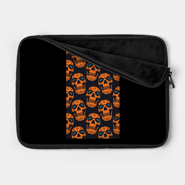 Spooky Skull Dias Muertos Pattern Gift Halloween Mask