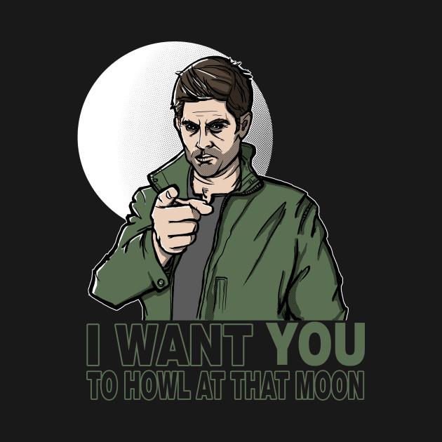 Moon Howler T-Shirt