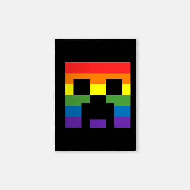 Minecraft Pride Creeper
