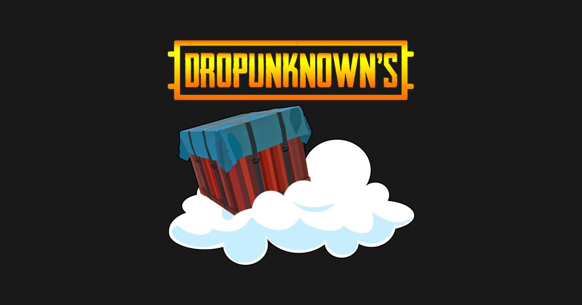 Playerunknown S Battlegrounds Vinyl Decal Car Window: Drop Unknowns - Pubg - Sticker