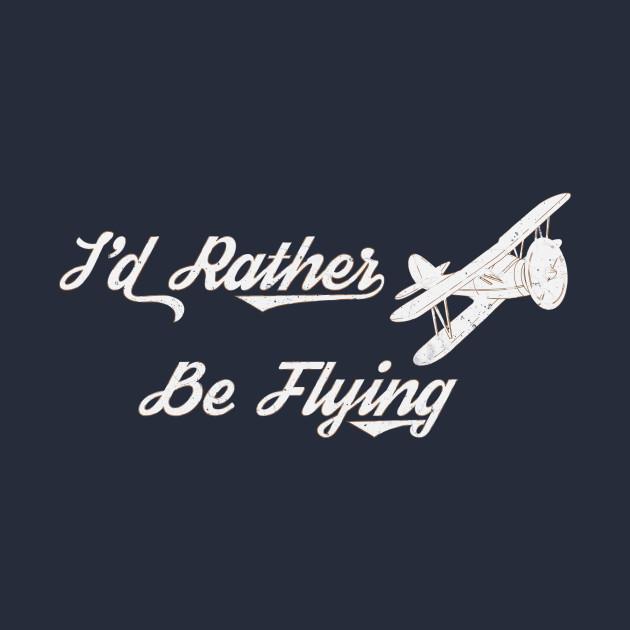 I'd Rather Be Flying [Da Vinci]