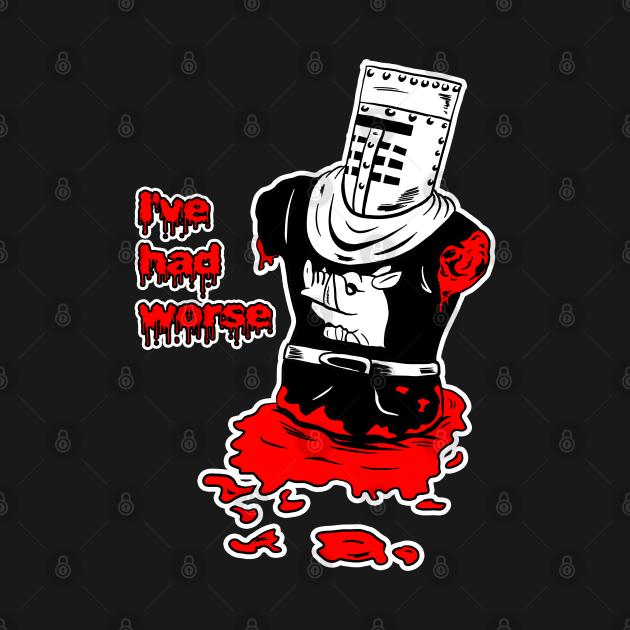 Monty Python Black Knight
