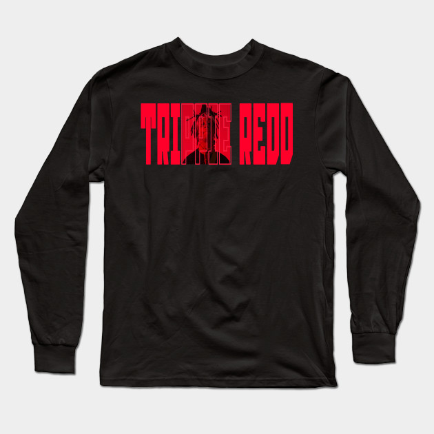 TRIPPIE REDD Long Sleeve T-Shirt