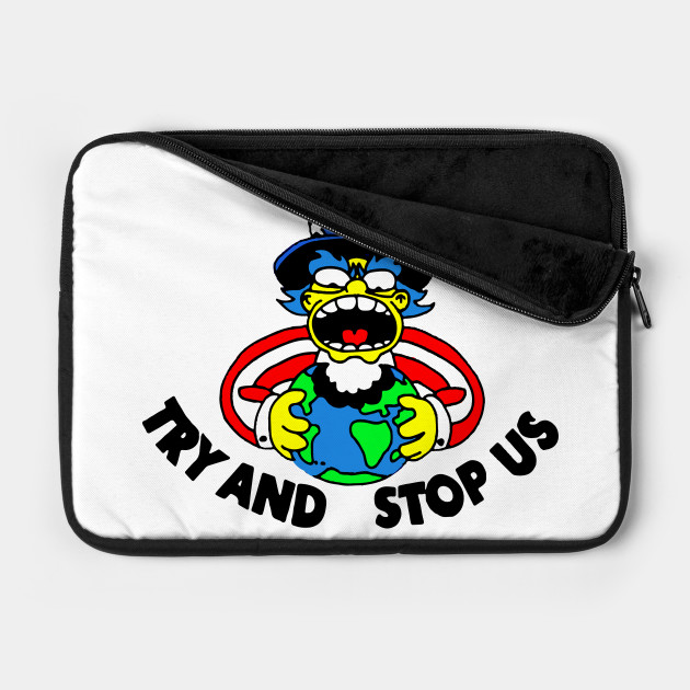 Try and Stop Us T-Shirt