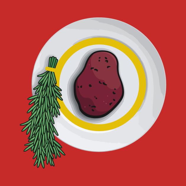 Washington Redskin Potatoes