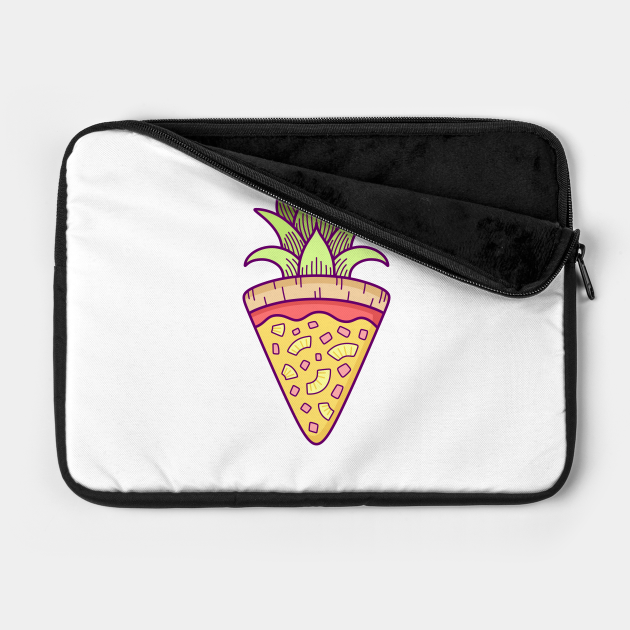 Pineapple Pizza Coat of Arms