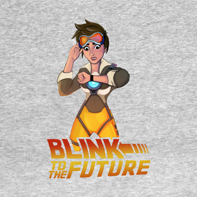 Blink to the Future