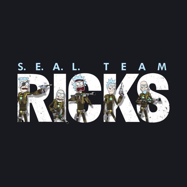 S.E.A.L. Team Ricks