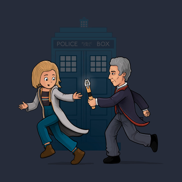 Doctor's Relay Race