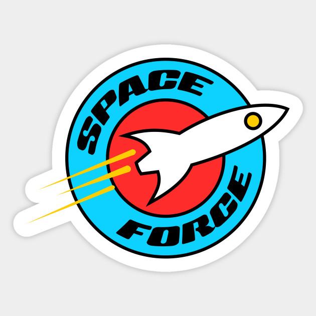 Afbeeldingsresultaat voor logo Space Force