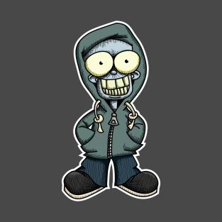 Creepy Hoodie Boy