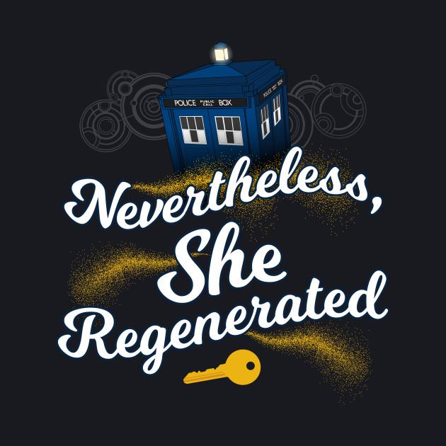 She Regenerated
