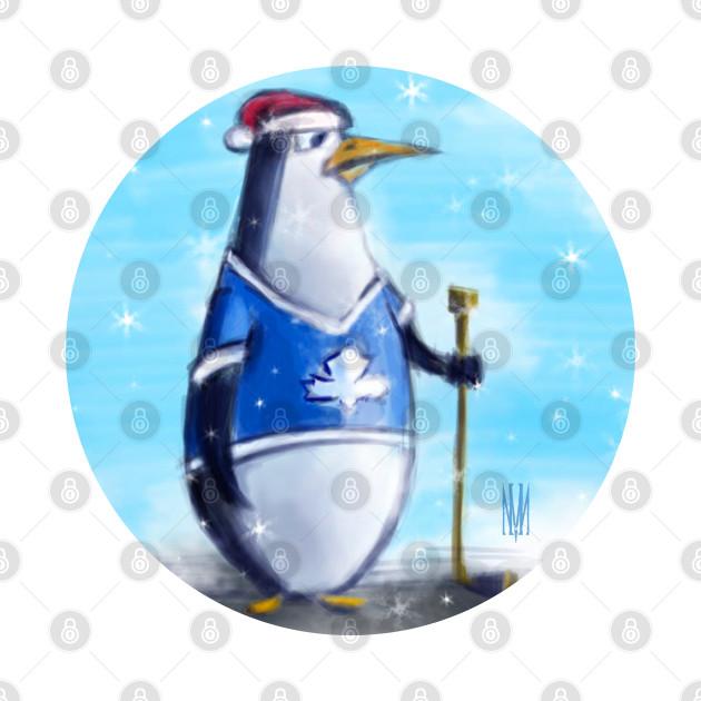 Hockey Penguin