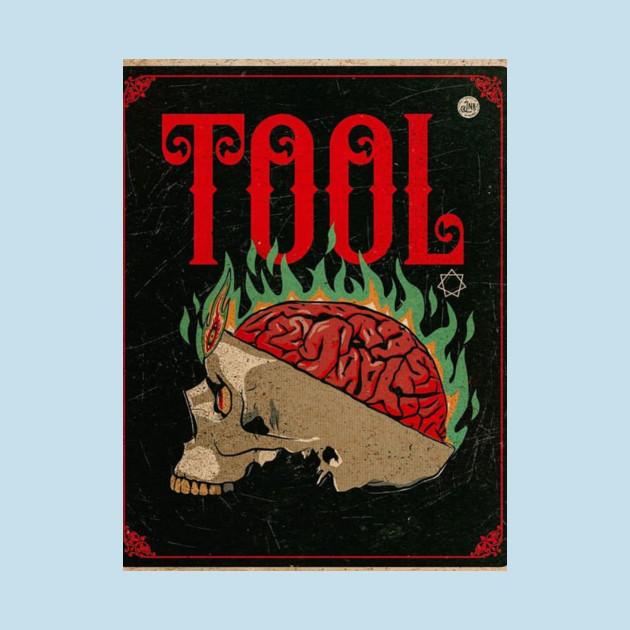 fa6c720f90d2b9 TOOL band music Maynard James keenan art design poster shirt - Tool Band - Kids  Long Sleeve T-Shirt   TeePublic