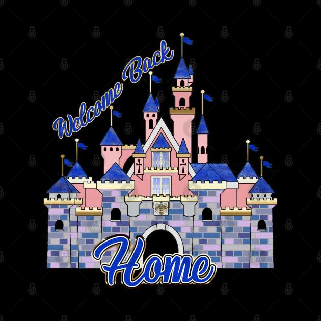 Welcome Back to Disneyland