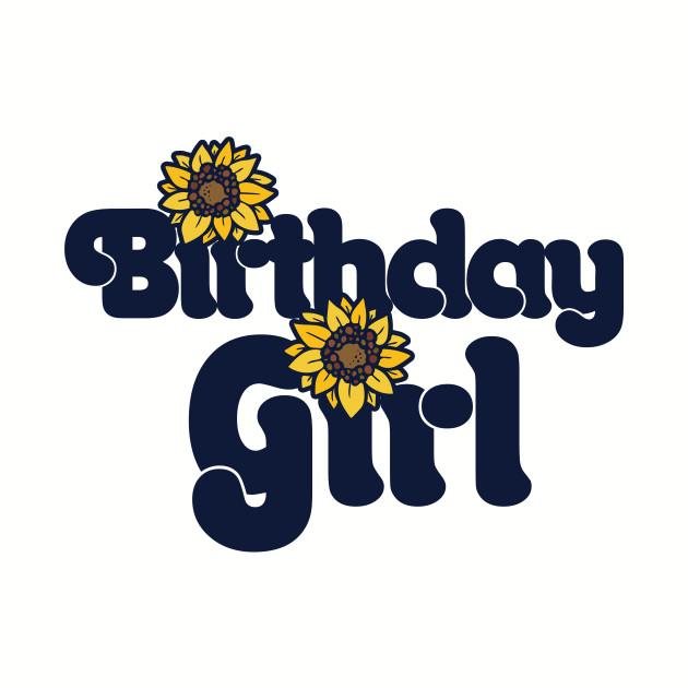 Birthday Girl Sunflower Party
