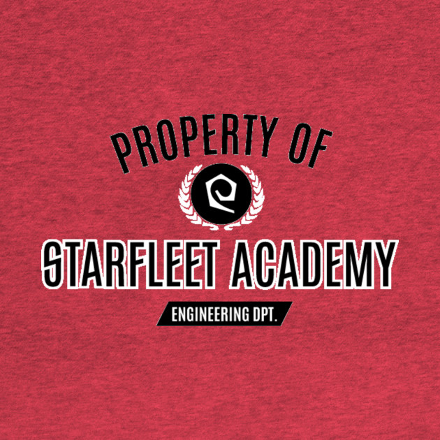 Property of Starfleet- Red