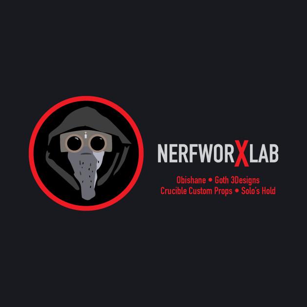 NERFWORXLAB  w Creators Names