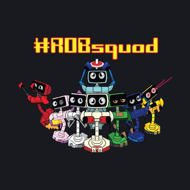 #ROBsquad v2