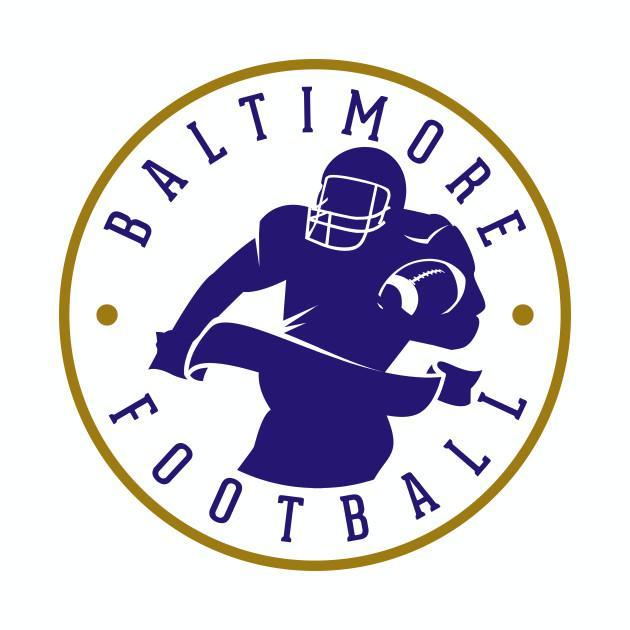 Super Bowl Baltimore Ravens Football Team Color