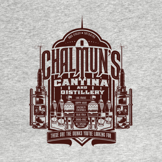 Chalmun's Cantina and Distillery