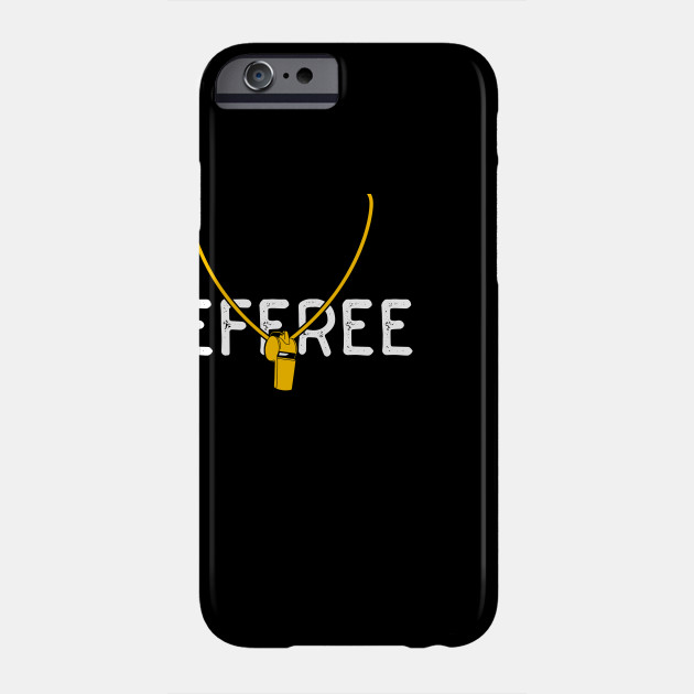 Referee Halloween Costume Gift I Halloween Party Phone Case