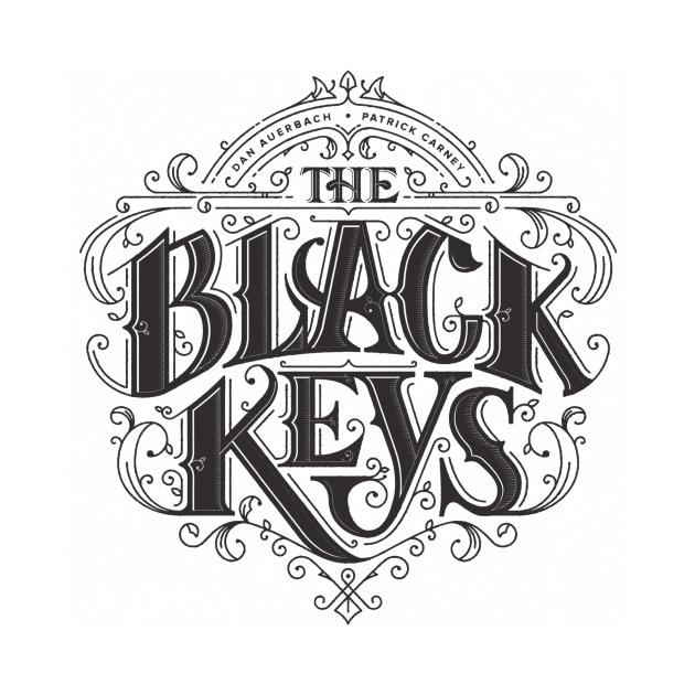 black keys render simple