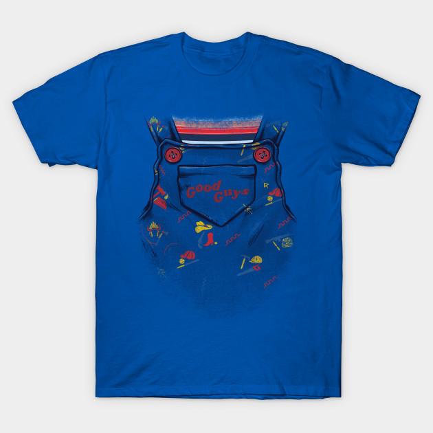 Be A Good Guy Doll TShirt TeePublic - Good guy shirt